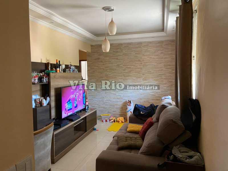 SALA 1 - Apartamento 2 quartos à venda Campinho, Rio de Janeiro - R$ 240.000 - VAP20634 - 1