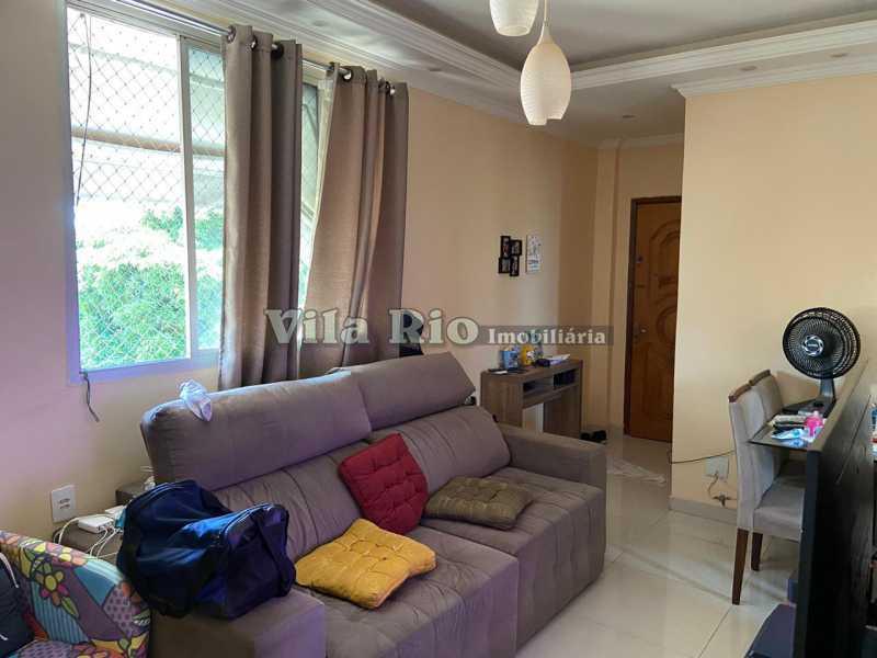 SALA 2 - Apartamento 2 quartos à venda Campinho, Rio de Janeiro - R$ 240.000 - VAP20634 - 3