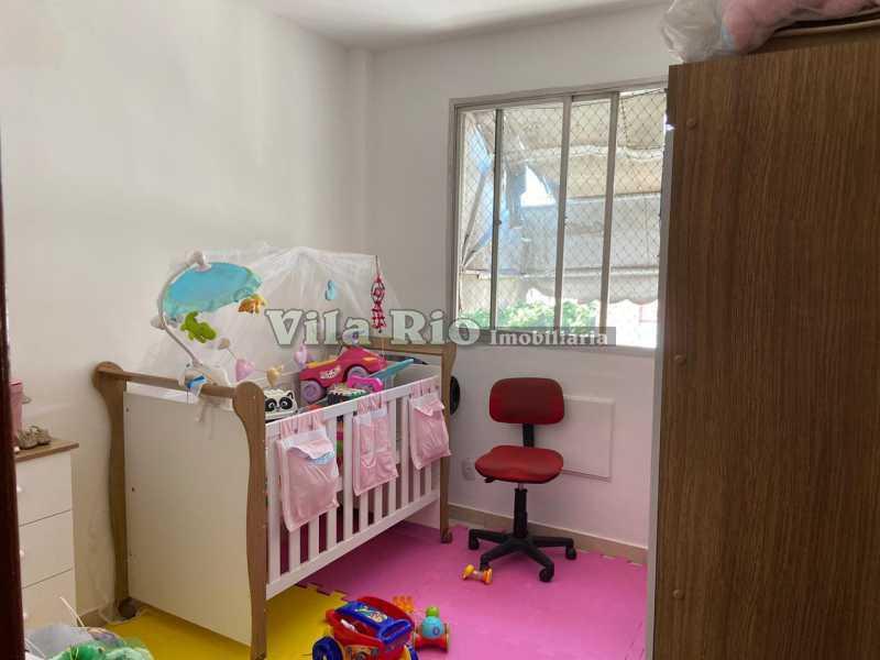 QUARTO 2.1 - Apartamento 2 quartos à venda Campinho, Rio de Janeiro - R$ 250.000 - VAP20634 - 9