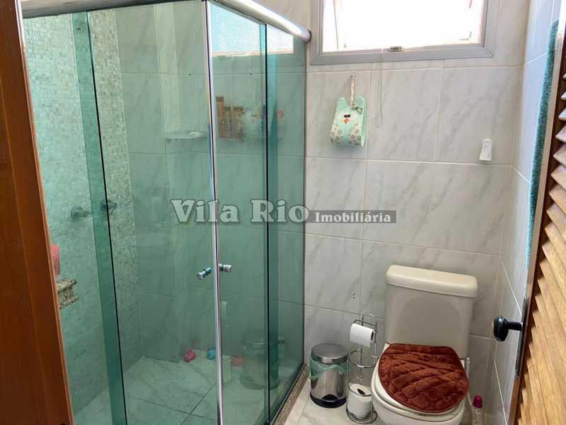 BANHEIRO 1 - Apartamento 2 quartos à venda Campinho, Rio de Janeiro - R$ 240.000 - VAP20634 - 13