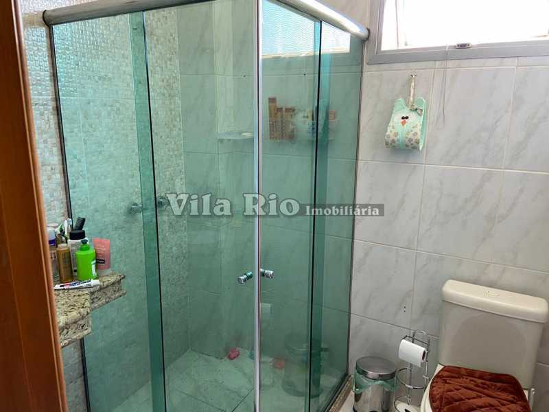 BANHEIRO 3 - Apartamento 2 quartos à venda Campinho, Rio de Janeiro - R$ 240.000 - VAP20634 - 15