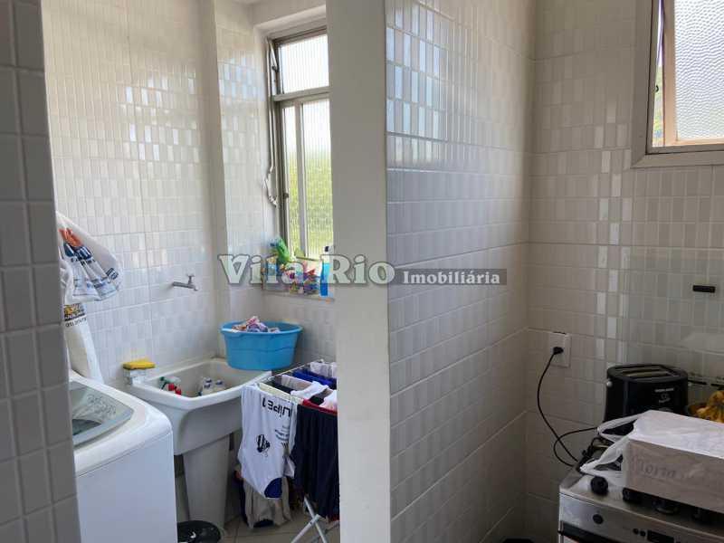 COZINHA-AREA - Apartamento 2 quartos à venda Campinho, Rio de Janeiro - R$ 250.000 - VAP20634 - 18