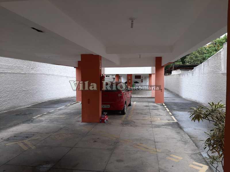 ESTACIONAMENTO - Apartamento 2 quartos à venda Campinho, Rio de Janeiro - R$ 240.000 - VAP20634 - 21