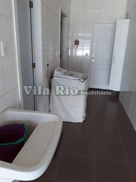 AREA. - Cobertura 4 quartos à venda Vila da Penha, Rio de Janeiro - R$ 1.200.000 - VCO40006 - 22