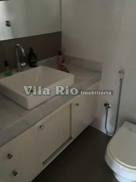 BANHEIRO 1. - Cobertura 4 quartos à venda Vila da Penha, Rio de Janeiro - R$ 1.200.000 - VCO40006 - 14
