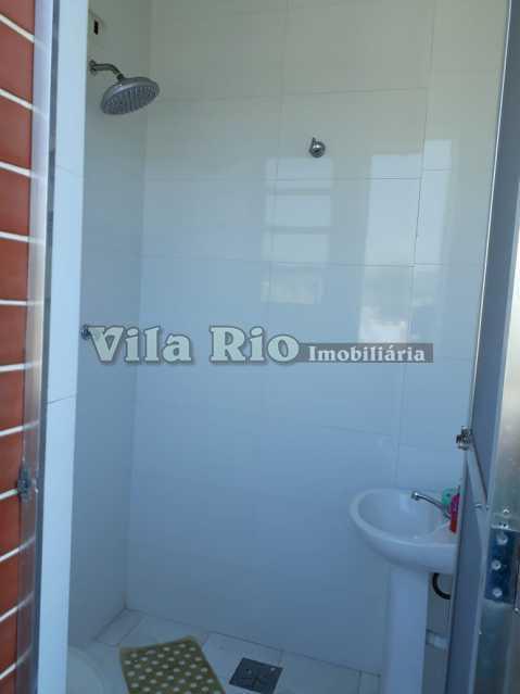 BANHEIRO1. - Cobertura 4 quartos à venda Vila da Penha, Rio de Janeiro - R$ 1.200.000 - VCO40006 - 18