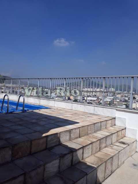 PISCINA 2. - Cobertura 4 quartos à venda Vila da Penha, Rio de Janeiro - R$ 1.200.000 - VCO40006 - 26