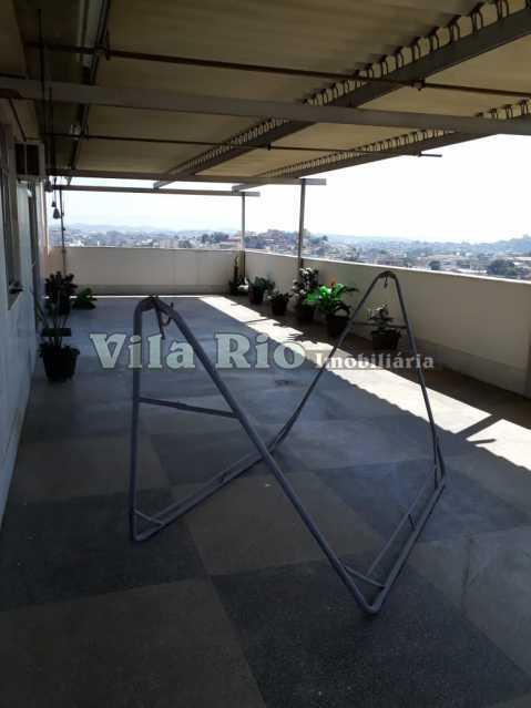 TERRAÇO 1. - Cobertura 4 quartos à venda Vila da Penha, Rio de Janeiro - R$ 1.200.000 - VCO40006 - 27