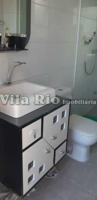 BANHEIRO 1 - Cobertura 3 quartos à venda Vila da Penha, Rio de Janeiro - R$ 1.250.000 - VCO30017 - 12