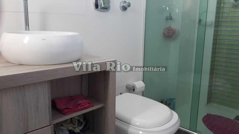BANHEIRO 2 - Cobertura 3 quartos à venda Vila da Penha, Rio de Janeiro - R$ 1.250.000 - VCO30017 - 13
