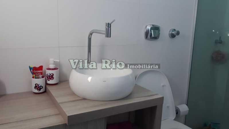 BANHEIRO 3 - Cobertura 3 quartos à venda Vila da Penha, Rio de Janeiro - R$ 1.250.000 - VCO30017 - 14