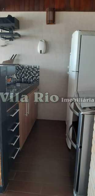 COZINHA 2 - Cobertura 3 quartos à venda Vila da Penha, Rio de Janeiro - R$ 1.250.000 - VCO30017 - 18