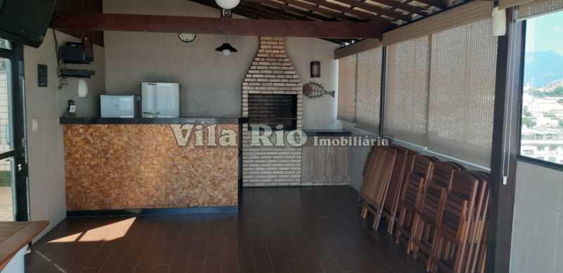 CHURRASQUEIRA 2 - Cobertura 3 quartos à venda Vila da Penha, Rio de Janeiro - R$ 1.250.000 - VCO30017 - 25