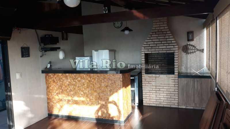 COBERTURA 3 - Cobertura 3 quartos à venda Vila da Penha, Rio de Janeiro - R$ 1.250.000 - VCO30017 - 28