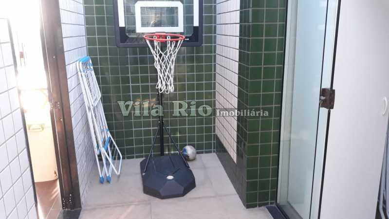 COBERTURA 4 - Cobertura 3 quartos à venda Vila da Penha, Rio de Janeiro - R$ 1.250.000 - VCO30017 - 29