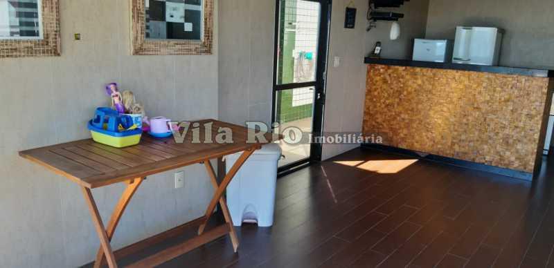 COBERTURA 5 - Cobertura 3 quartos à venda Vila da Penha, Rio de Janeiro - R$ 1.250.000 - VCO30017 - 30