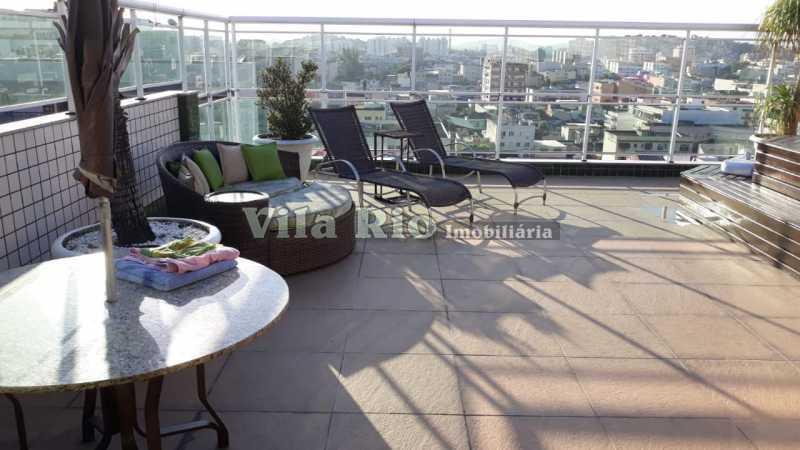 PISCINA1 - Cobertura 3 quartos à venda Vila da Penha, Rio de Janeiro - R$ 1.250.000 - VCO30017 - 31