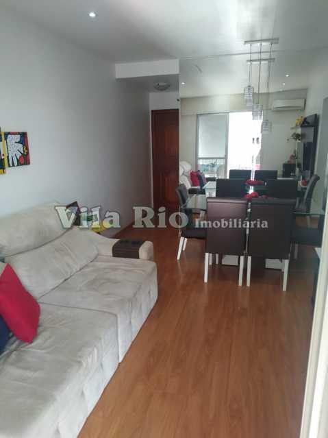 SALA 1 - Apartamento 2 quartos à venda Penha Circular, Rio de Janeiro - R$ 350.000 - VAP20637 - 1
