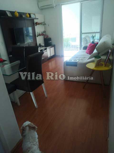 SALA 3 - Apartamento 2 quartos à venda Penha Circular, Rio de Janeiro - R$ 350.000 - VAP20637 - 4