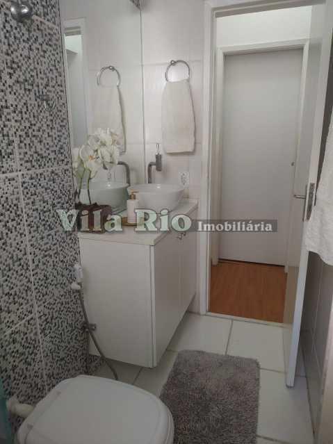 BANHEIRO1 - Apartamento 2 quartos à venda Penha Circular, Rio de Janeiro - R$ 350.000 - VAP20637 - 16