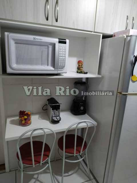 COZINHA 2 - Apartamento 2 quartos à venda Penha Circular, Rio de Janeiro - R$ 350.000 - VAP20637 - 18