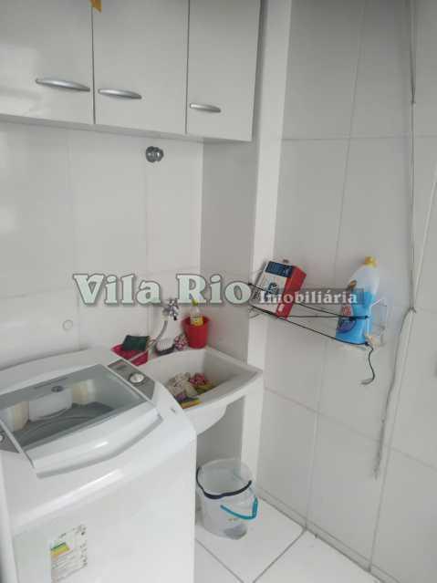 AREA - Apartamento 2 quartos à venda Penha Circular, Rio de Janeiro - R$ 350.000 - VAP20637 - 25