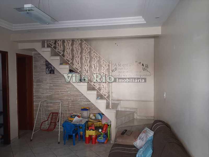 SALA 2 - Casa em Condomínio 2 quartos à venda Colégio, Rio de Janeiro - R$ 200.000 - VCN20035 - 3