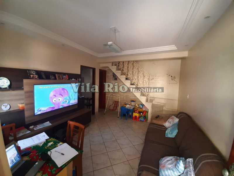 SALA 3 - Casa em Condomínio 2 quartos à venda Colégio, Rio de Janeiro - R$ 200.000 - VCN20035 - 1