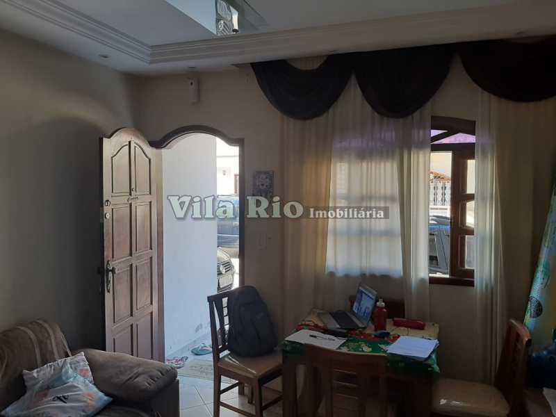 SALA - Casa em Condomínio 2 quartos à venda Colégio, Rio de Janeiro - R$ 200.000 - VCN20035 - 4