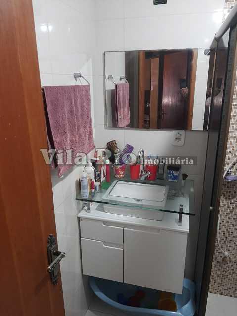 BANHEIRO SOCIAL 2 - Casa em Condomínio 2 quartos à venda Colégio, Rio de Janeiro - R$ 200.000 - VCN20035 - 7
