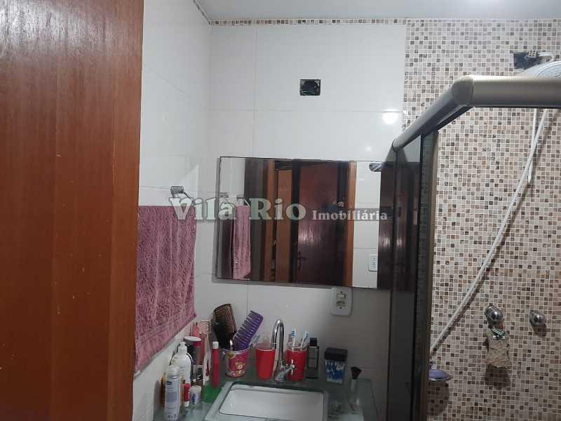 BANHEIRO SOCIAL 3 - Casa em Condomínio 2 quartos à venda Colégio, Rio de Janeiro - R$ 200.000 - VCN20035 - 8