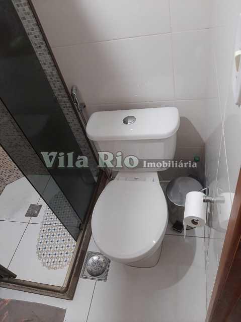 BANHEIRO SOCIAL - Casa em Condomínio 2 quartos à venda Colégio, Rio de Janeiro - R$ 200.000 - VCN20035 - 10