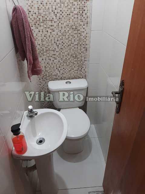 LAVABO 2 - Casa em Condomínio 2 quartos à venda Colégio, Rio de Janeiro - R$ 200.000 - VCN20035 - 11