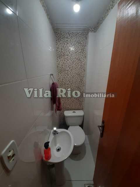 LAVABO - Casa em Condomínio 2 quartos à venda Colégio, Rio de Janeiro - R$ 200.000 - VCN20035 - 12