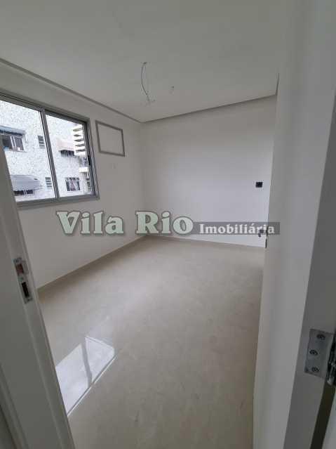 Quarto 1 - Cobertura 2 quartos à venda Vista Alegre, Rio de Janeiro - R$ 667.000 - VCO20006 - 5