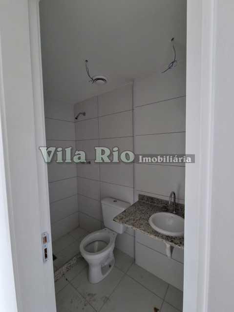 Banheiro 1 - Cobertura 2 quartos à venda Vista Alegre, Rio de Janeiro - R$ 667.000 - VCO20006 - 7