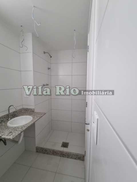 Banheiro 2 - Cobertura 2 quartos à venda Vista Alegre, Rio de Janeiro - R$ 667.000 - VCO20006 - 8