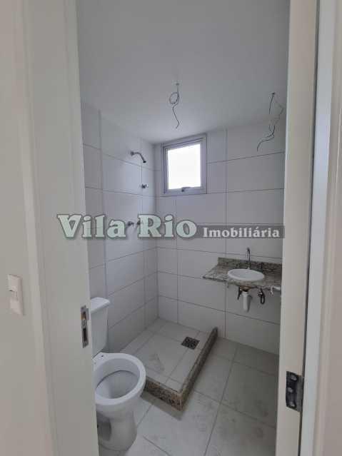 Banheiro 3 - Cobertura 2 quartos à venda Vista Alegre, Rio de Janeiro - R$ 667.000 - VCO20006 - 9