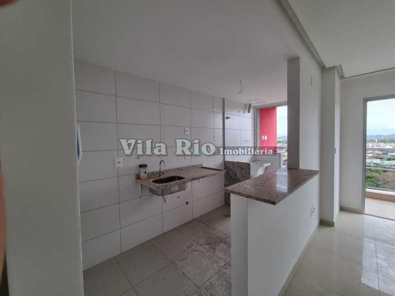 Cozinha americana - Cobertura 2 quartos à venda Vista Alegre, Rio de Janeiro - R$ 667.000 - VCO20006 - 10