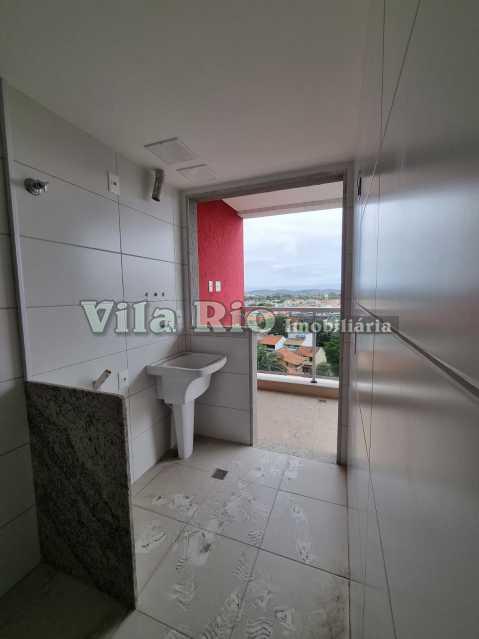 Área de serviço - Cobertura 2 quartos à venda Vista Alegre, Rio de Janeiro - R$ 667.000 - VCO20006 - 11