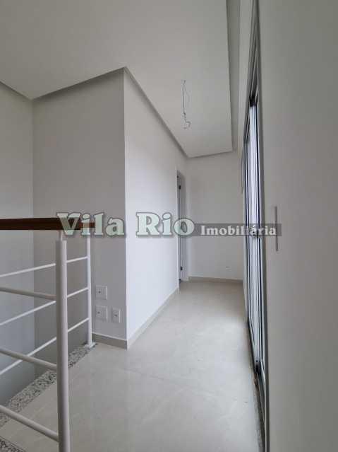 Hall terraço - Cobertura 2 quartos à venda Vista Alegre, Rio de Janeiro - R$ 667.000 - VCO20006 - 16