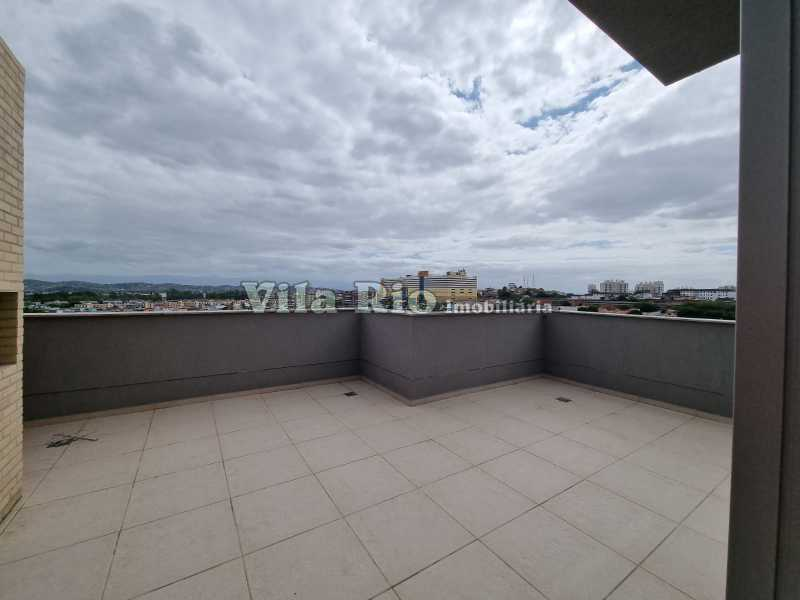 Terraço 2 - Cobertura 2 quartos à venda Vista Alegre, Rio de Janeiro - R$ 667.000 - VCO20006 - 18