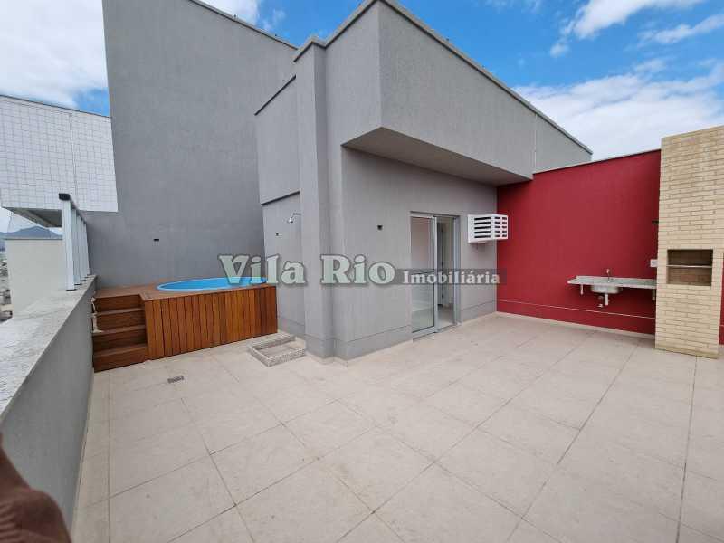 Terraço 3 - Cobertura 2 quartos à venda Vista Alegre, Rio de Janeiro - R$ 667.000 - VCO20006 - 19