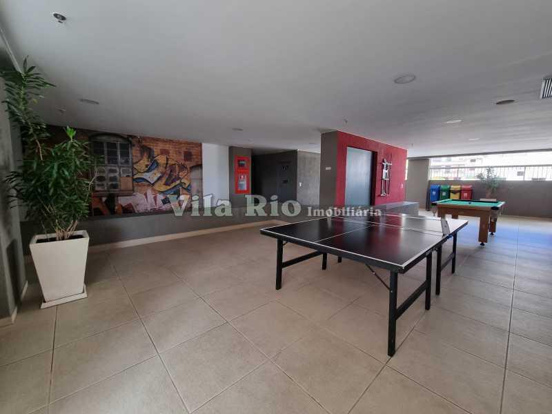 Área de Jogos - Cobertura 2 quartos à venda Vista Alegre, Rio de Janeiro - R$ 667.000 - VCO20006 - 20