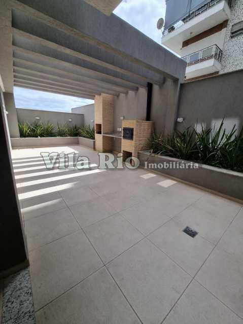 Churrasqueira e espaço gourme - Cobertura 2 quartos à venda Vista Alegre, Rio de Janeiro - R$ 667.000 - VCO20006 - 21