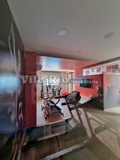 Espaço fitness - Cobertura 2 quartos à venda Vista Alegre, Rio de Janeiro - R$ 667.000 - VCO20006 - 22
