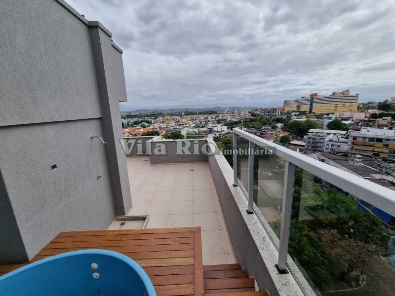 Piscina cobertura 2 - Cobertura 2 quartos à venda Vista Alegre, Rio de Janeiro - R$ 667.000 - VCO20006 - 26