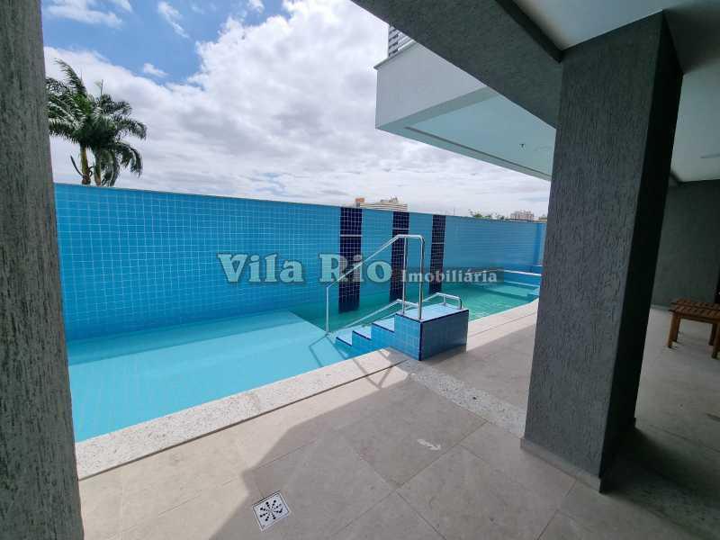 Piscina - Cobertura 2 quartos à venda Vista Alegre, Rio de Janeiro - R$ 667.000 - VCO20006 - 27