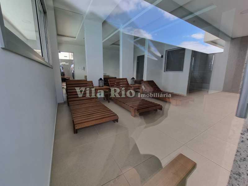 Sauna e spa - Cobertura 2 quartos à venda Vista Alegre, Rio de Janeiro - R$ 667.000 - VCO20006 - 29
