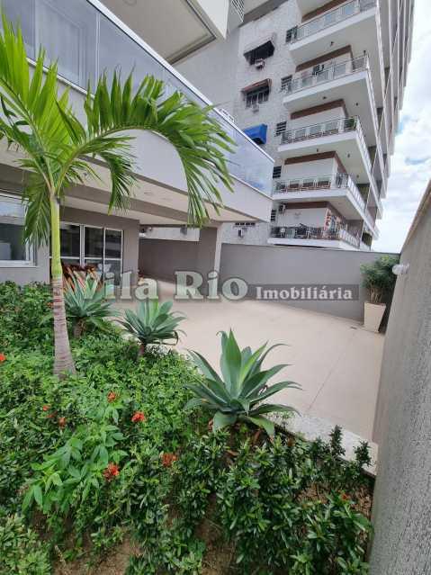 Entrada condomínio - Cobertura 2 quartos à venda Vista Alegre, Rio de Janeiro - R$ 667.000 - VCO20006 - 31